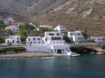 Console de Sifnos, Greece fotografia de stock royalty free