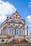 Console de Terceira, Açores, Portugal Imagem de Stock Royalty Free