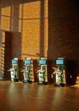 Console do jogo Imagens de Stock