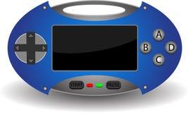 Console do jogo Imagem de Stock