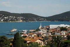 Console do príncipe - Istambul Imagens de Stock Royalty Free
