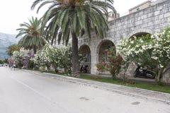 Console Korcula, Croatia Imagem de Stock Royalty Free