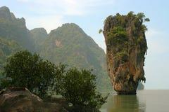 Console, Phang Nga, Tailândia Imagens de Stock