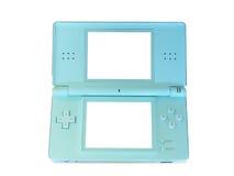 Console portátil do jogo video Fotos de Stock