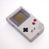 Console portátil do jogo video Fotos de Stock Royalty Free