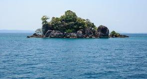 Console tropical em Tailândia fotos de stock