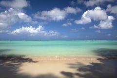 Console tropical Guam e louro de Tumon Foto de Stock Royalty Free