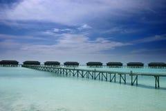 Consoles de Maldives Fotografia de Stock Royalty Free