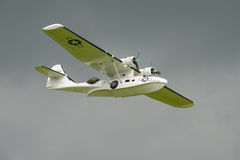 Consolidated Catalina  PBY5A, 'Miss Pickup' Royalty Free Stock Photos