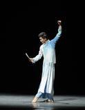 Consolidatiemuziek de score-prelude van de gebeurtenissen van dans drama-Shawan van het verleden Royalty-vrije Stock Foto