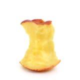 Consommation d'Apple Photographie stock libre de droits