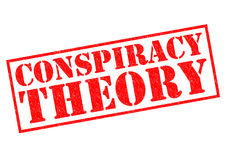 CONSPIRACY THEORY Stock Images