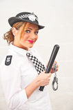 Constable 69 van de politie Royalty-vrije Stock Foto's