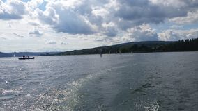 湖Constance 库存图片