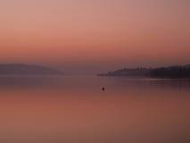 湖Constance (Bodensee) 免版税库存图片