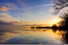 constance jezioro Obrazy Stock