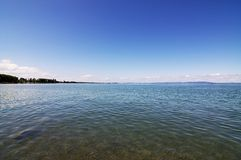 constance jezioro Obrazy Royalty Free