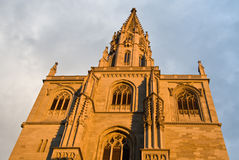 constance katedralny obraz stock