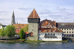 Constance, Lake Constance, Germany Royalty Free Stock Photo