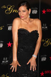 Constance Marie arrives at the 37th Annual Gracie Awards Gala Royalty Free Stock Photo