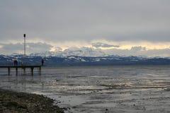 constancegermany lake Fotografering för Bildbyråer