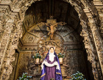 Constancia Mesiricordia church Stock Images