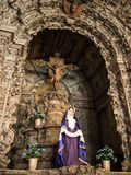 Constancia Mesiricordia church altar Royalty Free Stock Photography