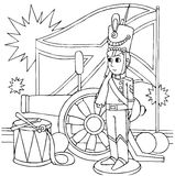 Constant Tin Soldier Stock Photography