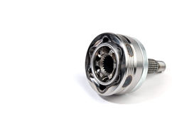 Constant-velocity universal spheric joint new Brilliant Royalty Free Stock Photography