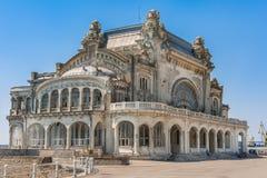 Constanta娱乐场,罗马尼亚 免版税库存照片