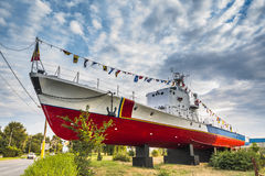 Constanta boat Stock Photos