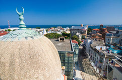 Constanta - Carol I Mosque Royalty Free Stock Images