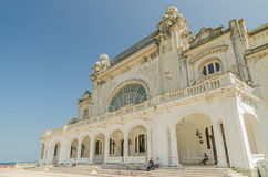 Constanta Casino Royalty Free Stock Photography