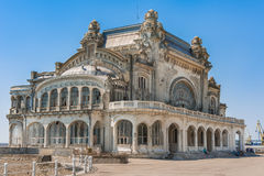 Constanta Casino, Romania Royalty Free Stock Photo