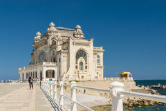 Constanta Casino, Romania Royalty Free Stock Photography