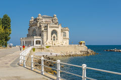 Constanta Casino, Romania Royalty Free Stock Image