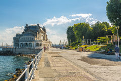 Constanta Casino, Romania Royalty Free Stock Photos