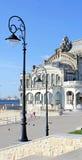Constanta Casino, Romania 4. Casino of Constanta one of the most representative symbols of the city Stock Images