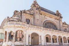 Constanta casino, Romania Stock Photos