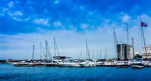 Constanta Marina Stock Image
