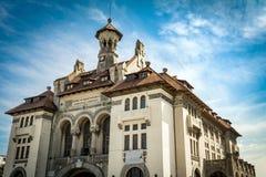 Constanta nationellt museum av historia och arkeologi Royaltyfri Fotografi