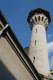 Constanta, Romania. A view of the Carol I Mosque, Constanta, Romania Royalty Free Stock Image