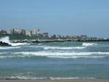 Constanta seashore Stock Photos
