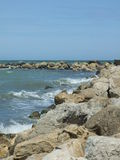 Constanta seashore Stock Photo