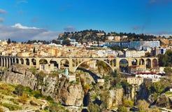 Constantina, Argelia Foto de archivo libre de regalías