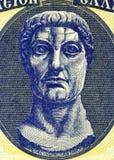 Constantine ο μεγάλος Στοκ εικόνα με δικαίωμα ελεύθερης χρήσης