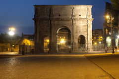 Constantine arch Stock Images