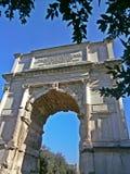 Constantine Arch imagens de stock royalty free