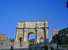 Constantine arch stock photos