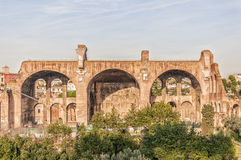 Constantine Basilica Stock Image
